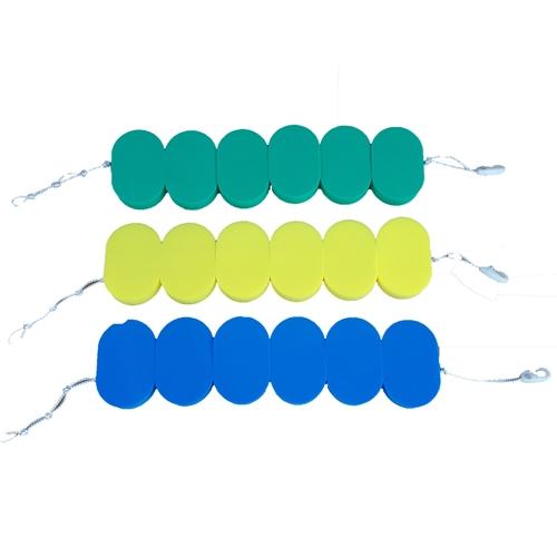 Zwemgordel 6 drijvers