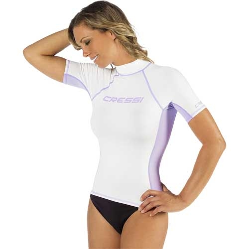 Rash Guard Short Sleeves Lady