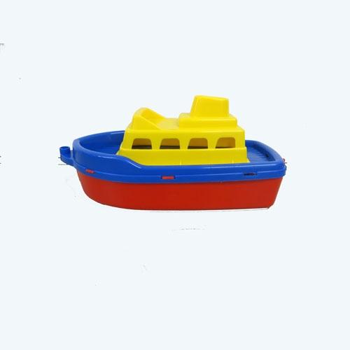 Speelgoed Sleepboot