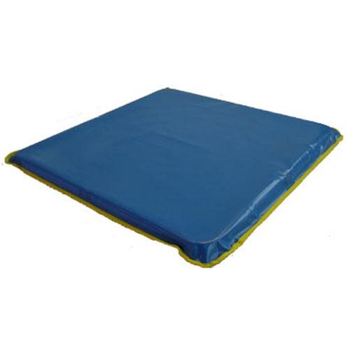 Zwemvlot PVC vierkant