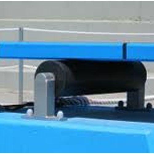 Vaste steunrol duikplank