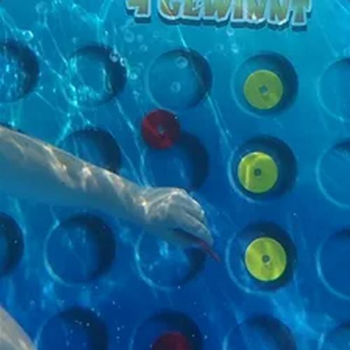 Aqua Game Vier op een rij