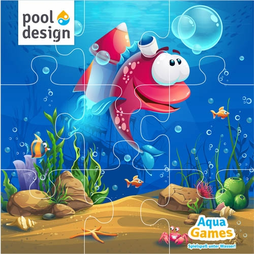 Aqua Game Raketvis
