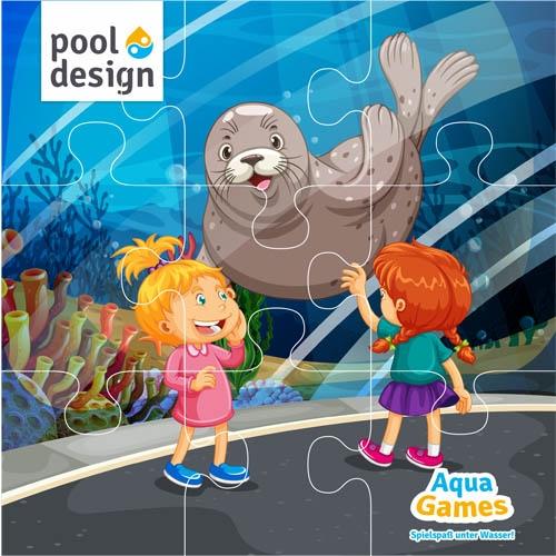 Aqua Game Zeehond