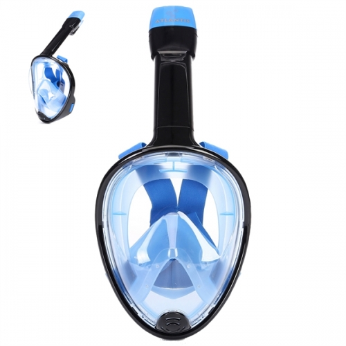 Atlantis Full Face Snorkelmasker