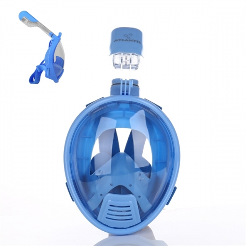 Atlantis Full Face Snorkelmasker KIDS