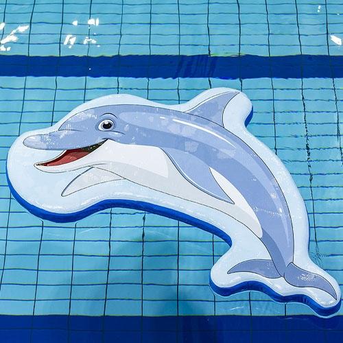 Drijfmat Springende Dolfijn
