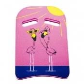 Beco Zwemplank Kick Flamingo