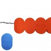 Zwemgordel 3 drijvers met  logo/naam