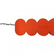 Zwemgordel 4 drijvers met  logo/naam