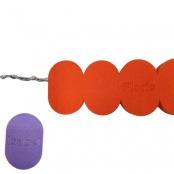 Zwemgordel 5 drijvers met logo/naam