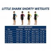 Wetsuit Little Shark