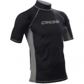Rash Guard Short Sleeves Man