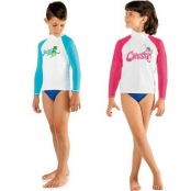 Rash Guard Long  Sleeve Junior