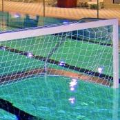 Waterpolo doelnetten, diepte 80 cm