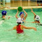 Waterpolobal kids