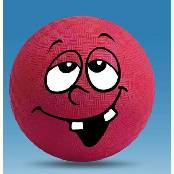 Bal Funny Face Rubber