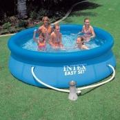 Easy set pool