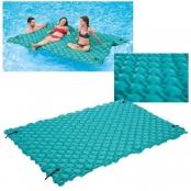 Intex giant floating mat
