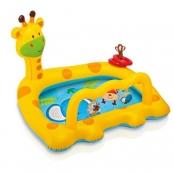 Zwembad smiley Giraffe