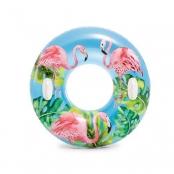 Zwemring kleurrijk