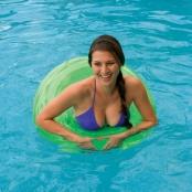 Zwemband transparant