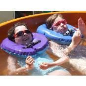 Zwemkraag Bisonyl omkleed