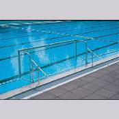 Waterpolo doel randbevestiging