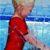 Neopreen baby-peuter zwempak