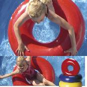 Aqua Dan Zwemring 95 cm