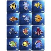 Aqua Game Memory