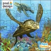 Aqua Game Schildpadden