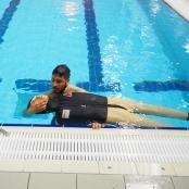 Pool Rescue Trainings oefenpop